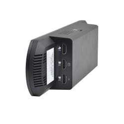 Gabinete / OBSIDIAN 550D / Negro / sin Fuente / USB 3.0