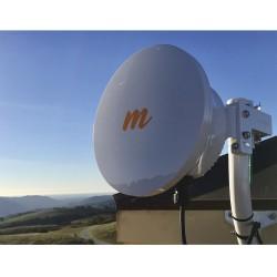 Antena Sectorial / AirMax / 4.9 – 5.8 GHz / 20dBi / Apertura 90° / Incluye Montaje